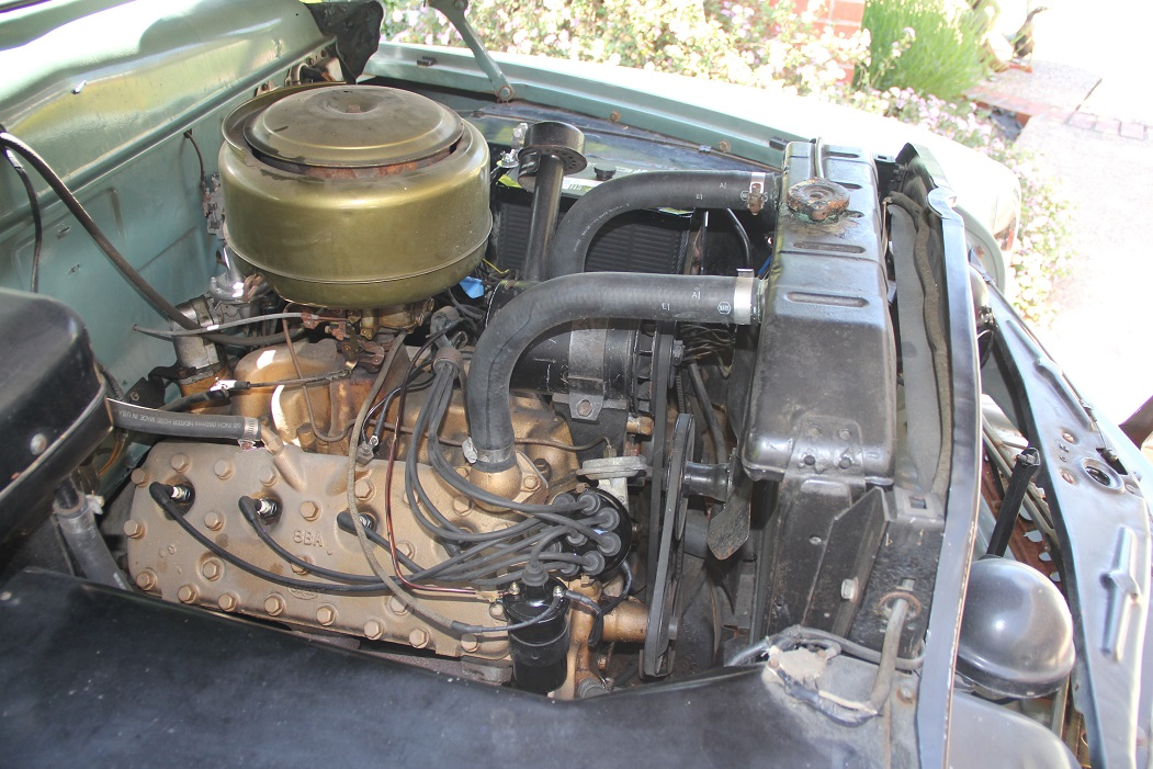 1951 mercury  electrical and mechanical